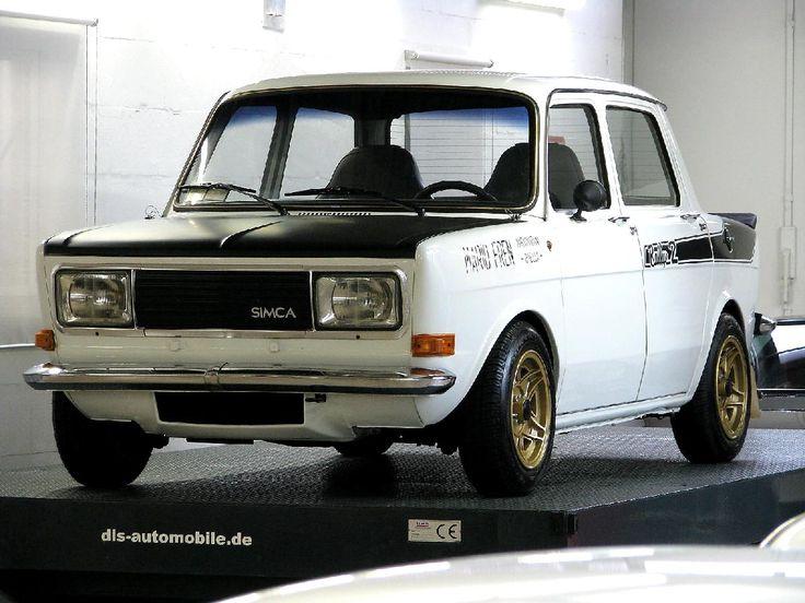 #Simca #Rallye 2