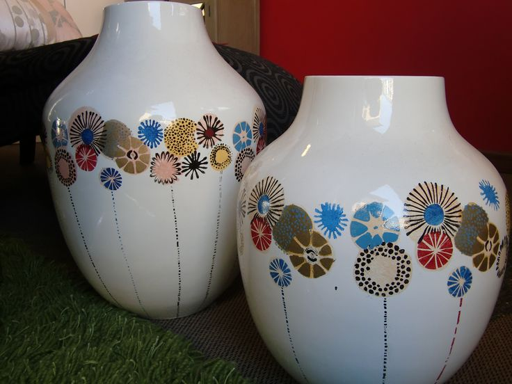 17 mejores ideas sobre jarrones grandes en pinterest for Jarrones decorativos grandes