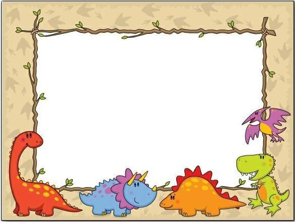 Bordes con animales para imprimir - Imagenes y dibujos para imprimirTodo en imagenes y dibujos