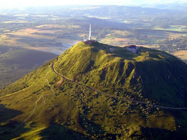 Puy de Dome, Auvergne