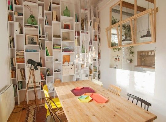 130 best shelving images on Pinterest Shelving, Home ideas and - doublage des murs interieurs