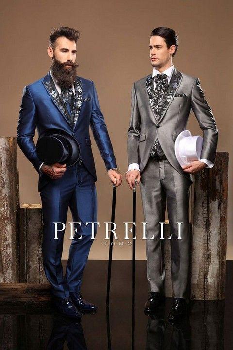 Tieto luxusné svadobné obleky pre vás pripravujeme……….. Na predajňu by vybraný sortiment mal prísť koncom októbra, ostatné obleky budú na objednávku. Dodacia lehota je 2 mesiace od objednania. Predajné ceny sa pohybujú od 1200 EUR až po 2700 EUR /to už je oblek vrátane topánok, cylindra, opasku, košele atd / Tieto obleky objednáme len po …