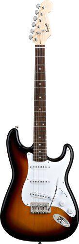 Squier by Fender BulletStrat w/Trem, Brown Sunburst by Squier by Fender. $129.99. Save 35%!
