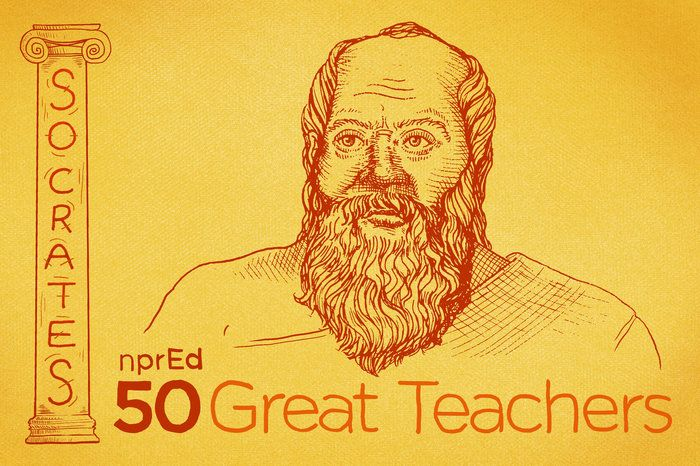 50 Great Teachers Socrates, The Ancient World's Teaching
