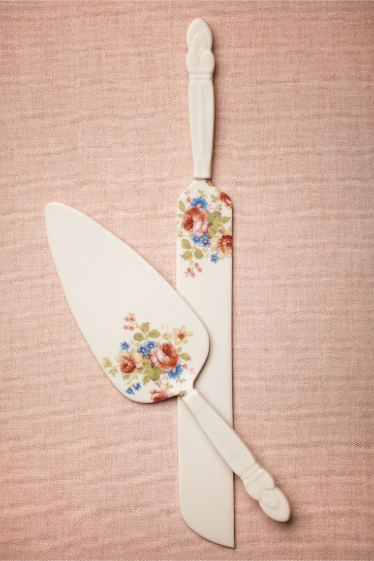 Primrose Serving Set in Décor For the Cake at BHLDN