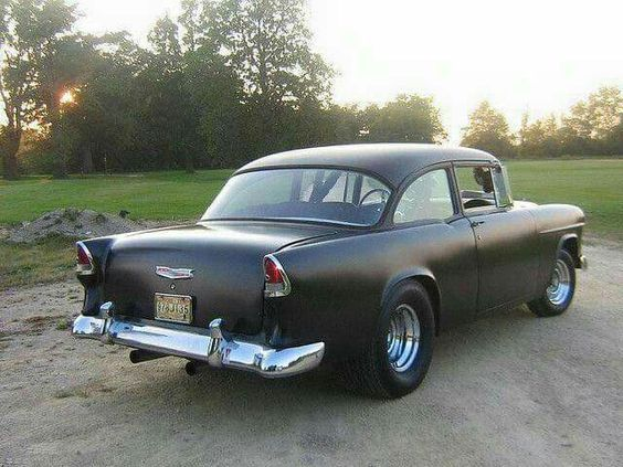 '55 Chevy from America Graffitti