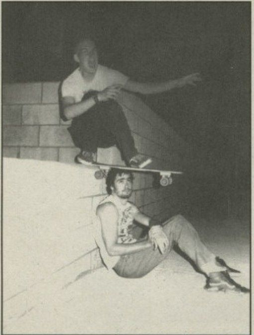 Henry Rollins andIan MacKaye