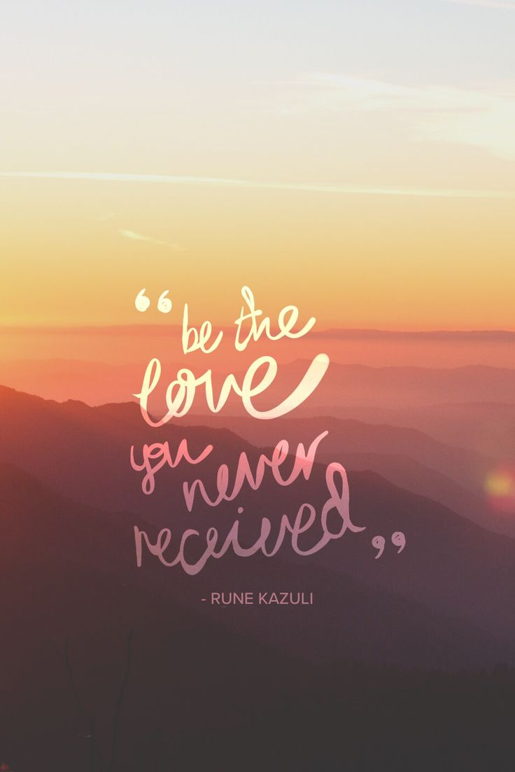 be the love you never received rune kazuli