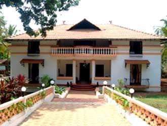 Divar Heritage Home in Goa