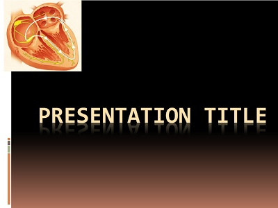 10 best Cardiology PowerPoint Templates images on Pinterest - sample medical powerpoint template