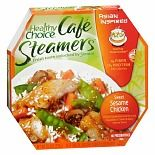 Healthy Choice Cafe Steamers Sweet Sesame Chicken Frozen Entree