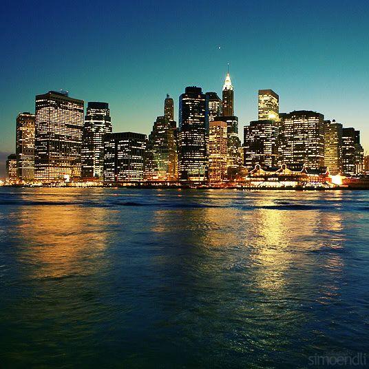 ✮ New York Skyline