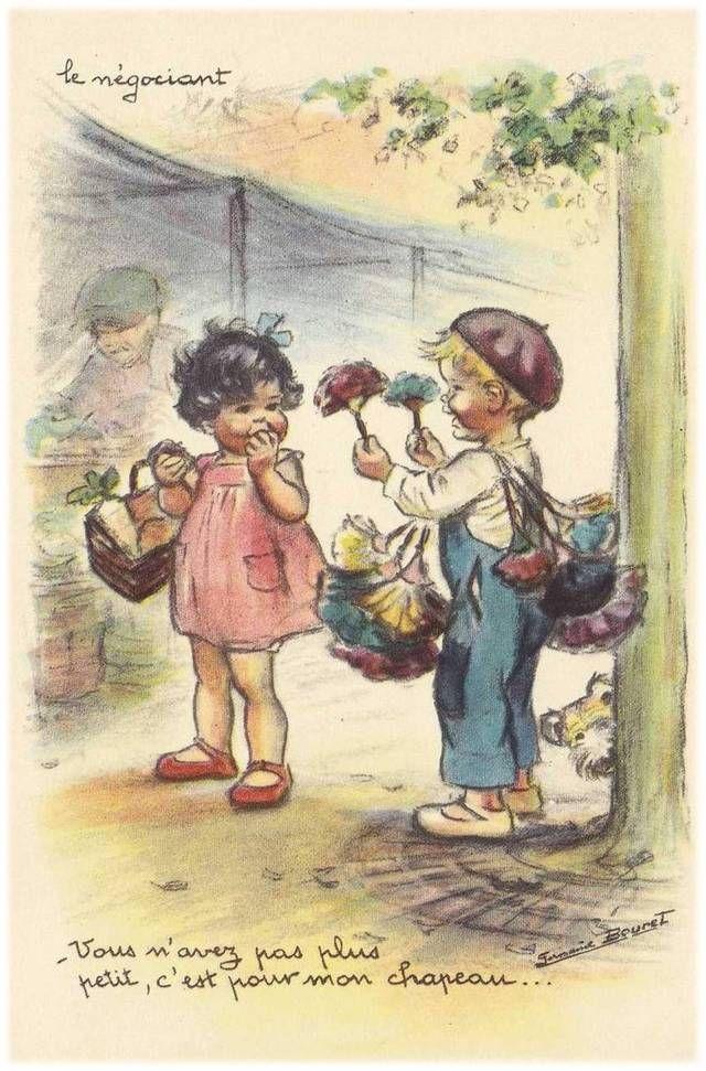 Blog boiteaoutil: Traditionele ambachten en oude instrumenten, de handel humoristische kaarten