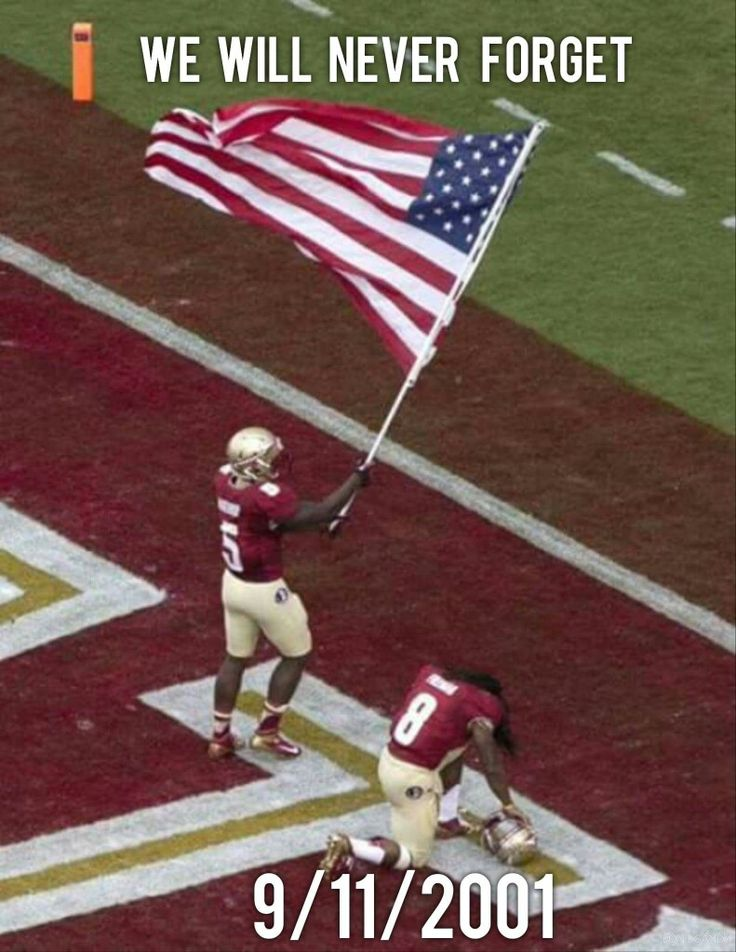 Noles will never forget.