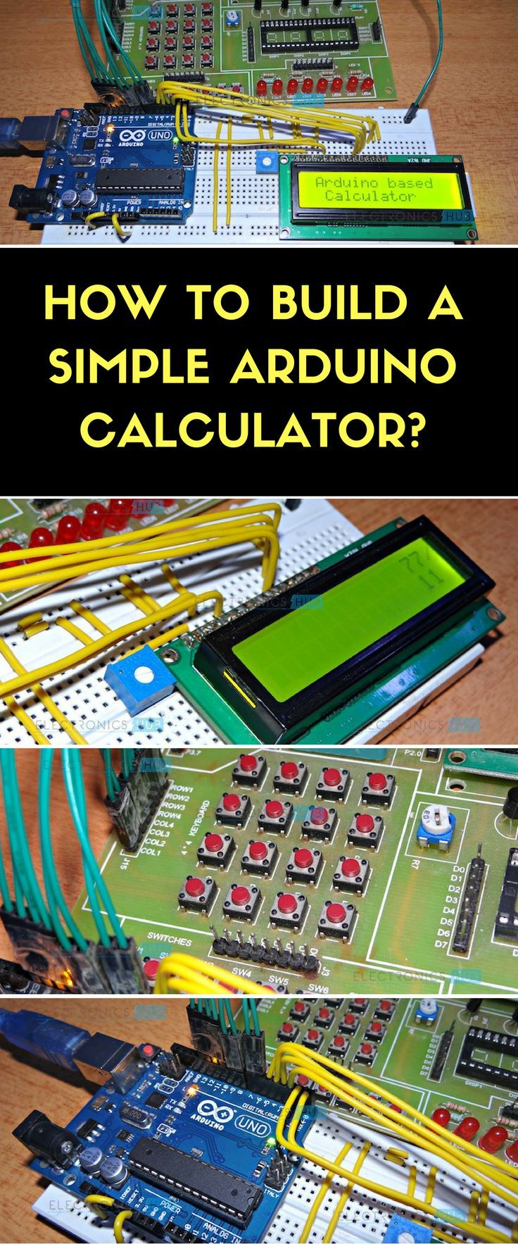 28 Best Things I Have To Make Images On Pinterest Arduino Topic Hacking An Electric Candle With Rgb Led And Attiny85 Calculator
