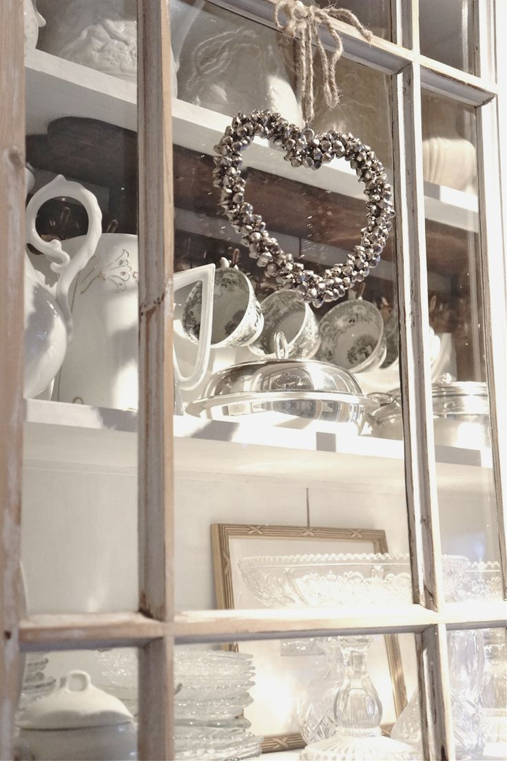 Love Your Homes: All that old silver