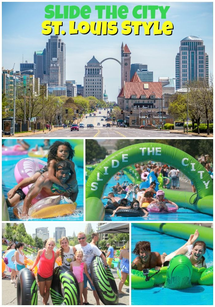 Slide the City: St. Louis #slidethecity