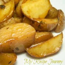 Teriyaki Potatoes...Easy, Delicious Microwave Recipe! 20 Minutes From Start to Finish!
