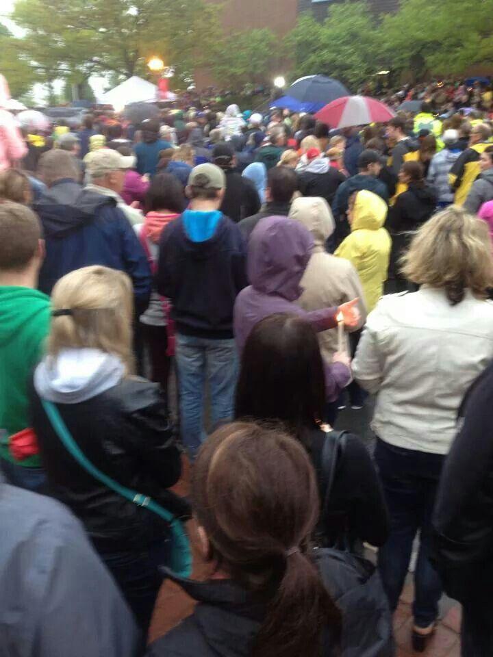 Vigil /Moncton 2014