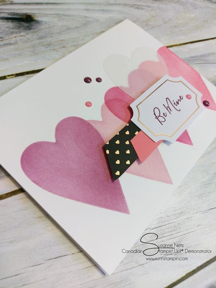 783 best Cards - Valentine images on Pinterest | Valentine ideas ...