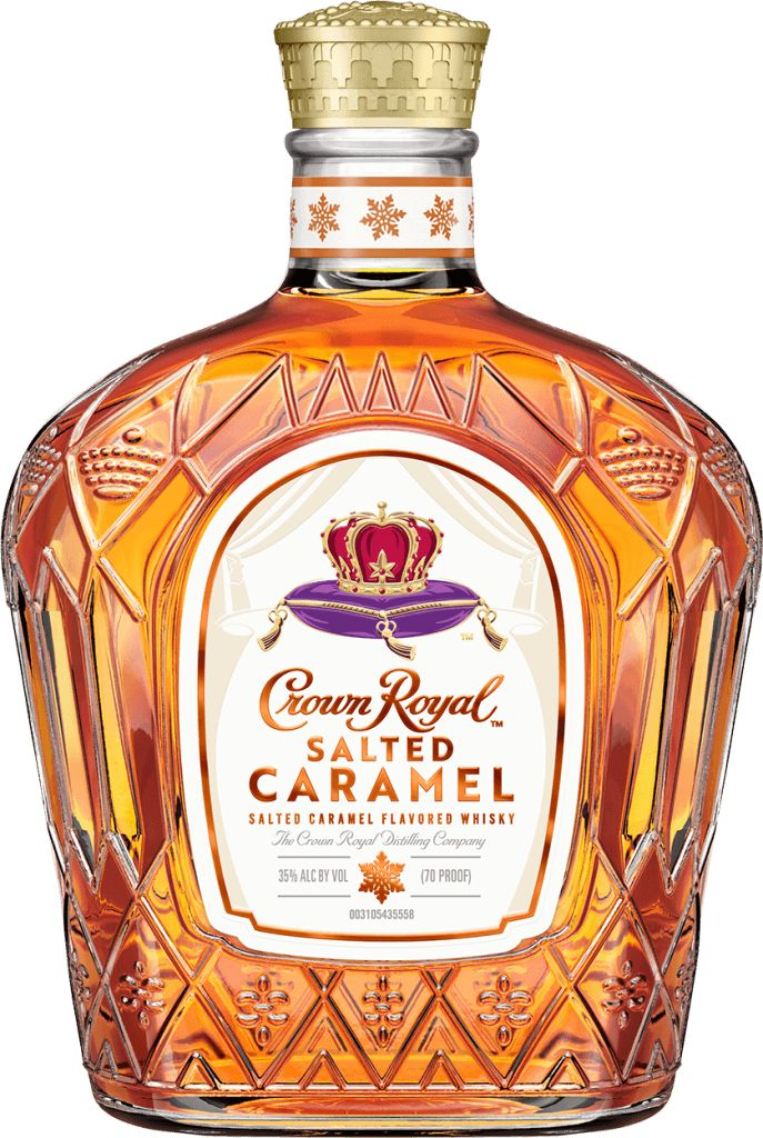 Salted Caramel Egg Nog - Crown Royal