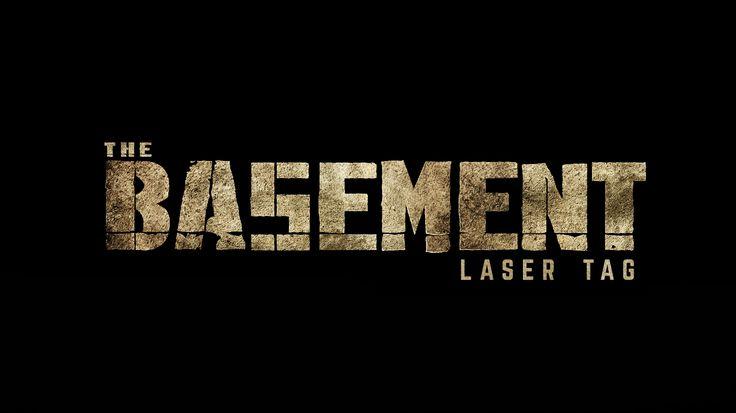 The Basement Laser Tag Logo
