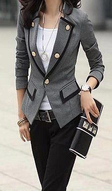 show examples of business casual outfits | Panhellenic Council