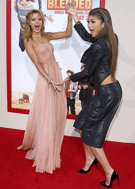 Photo: Zendaya Talked About How Proud She Was Of Bella Thorne May 22, 2014