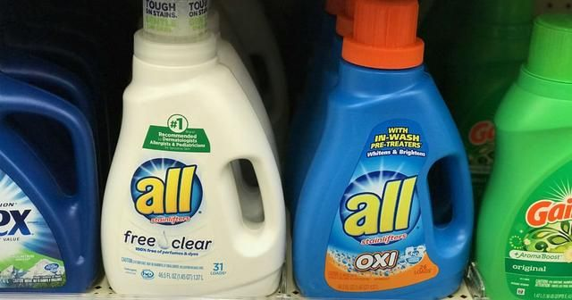 All Detergent Only 0 49 At Walgreens Laundry Liquid Detergent