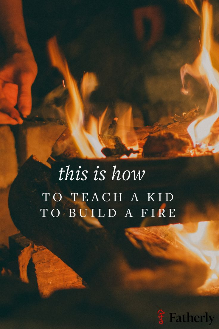 11th grade to build a fire Fire pits are an excellent way to keep the fun going in your backyard long after dark instead of an unsightly dirt fire pit, make this new social hub an asset to your yard by building a handsome fire pit.