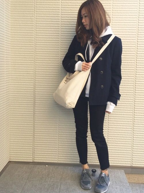 ddcce00b3272 *chii*|WEGOのパーカーを使ったコーディネート | Lady Style 5 | How to wear、Womens  fashion、Jackets