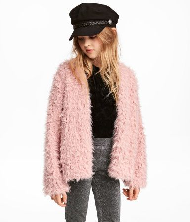 6d3ed324703a Faux Fur Jacket
