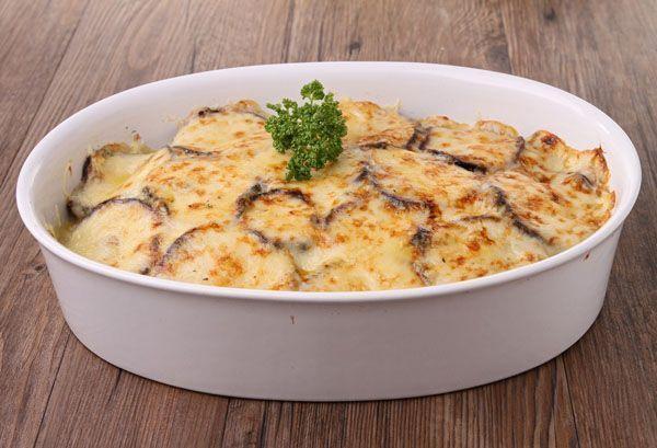 Musaca gustoasa cu ciuperci - www.Foodstory.ro