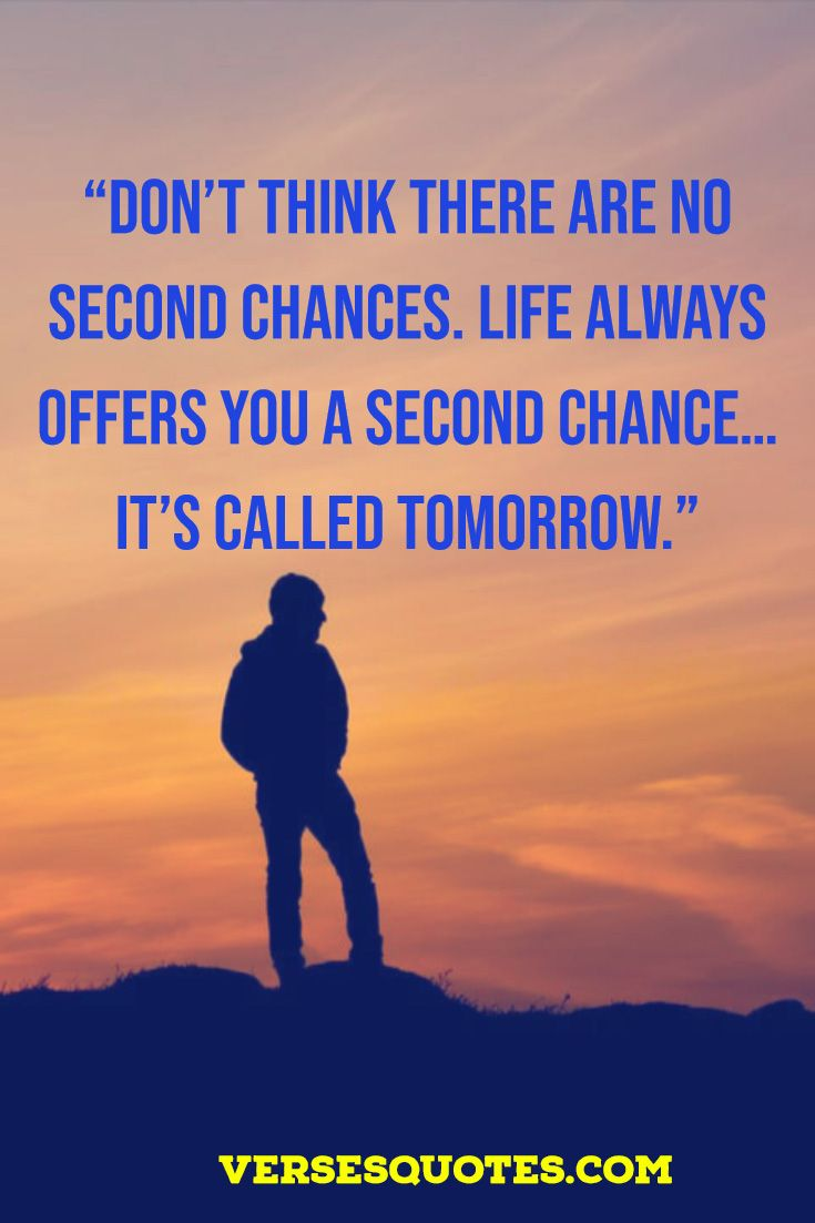 13 Quotes About Second Chances Verses Quotes Second Chance Quotes Chance Quotes Verse Quotes