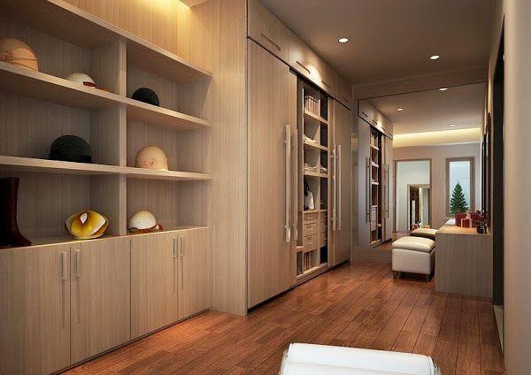 53 best images about armarios empotrados on pinterest - Diseno interior armarios ...