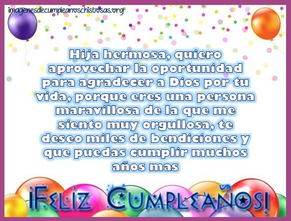 107 best IMAGENES DE CUMPLEA u00d1OS images on Pinterest Birthday images, Happy b day and Happy