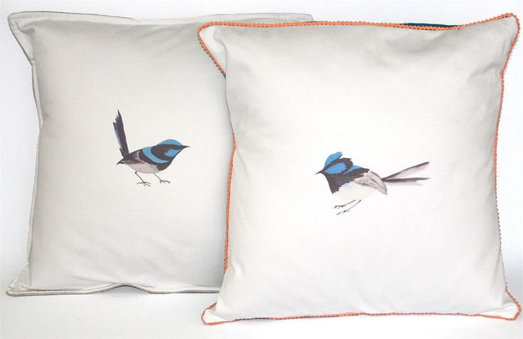 Quirky birds Edwin & Lawrence. Spring/Summer collection 2014.