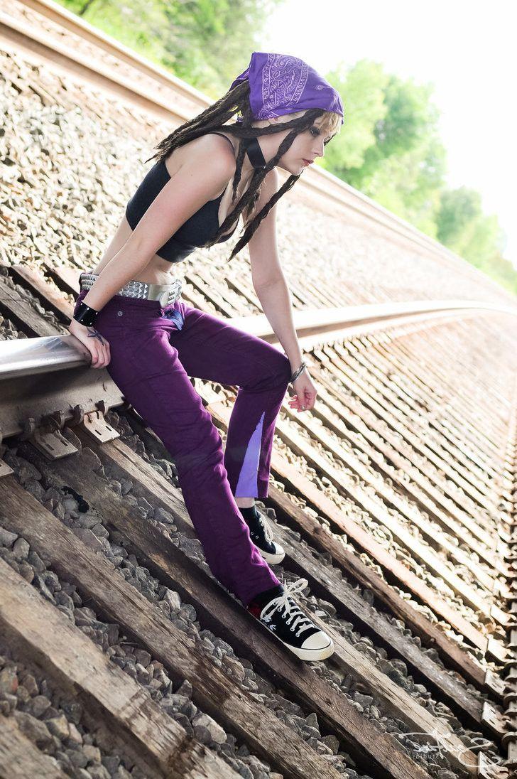 Saints Row 2 Shaundi Cosplay Awesome - Gendot The TPS