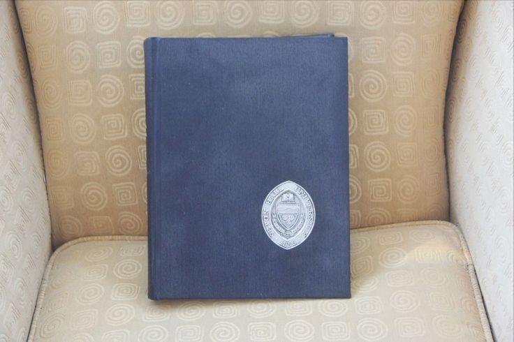 "Seton Hall College Yearbook Class of 1969 ""Galleon"" South Orange NJ"