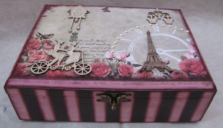 Porta relógio feminino