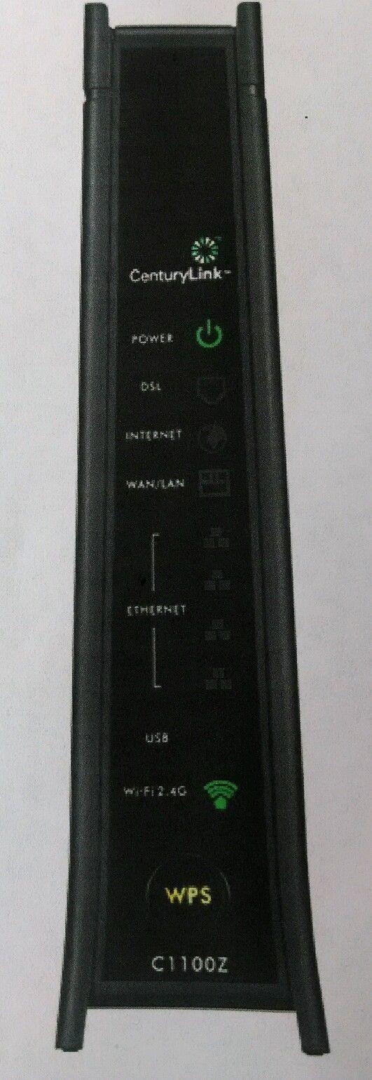 Zyxel C1100Z Wireless Modem / Router