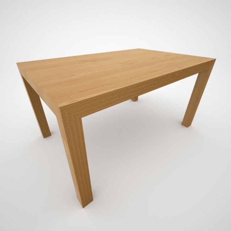 Delightful Plywood Table From HIATAS, Shane Ellis | Furniture | Pinterest | Plywood  Table, Plywood And Tables