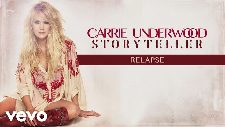 nice Country Music Videos - Carrie Underwood - Relapse (Audio) - Country Music News Check more at http://rockstarseo.ca/country-music-videos-carrie-underwood-relapse-audio-country-music-news/