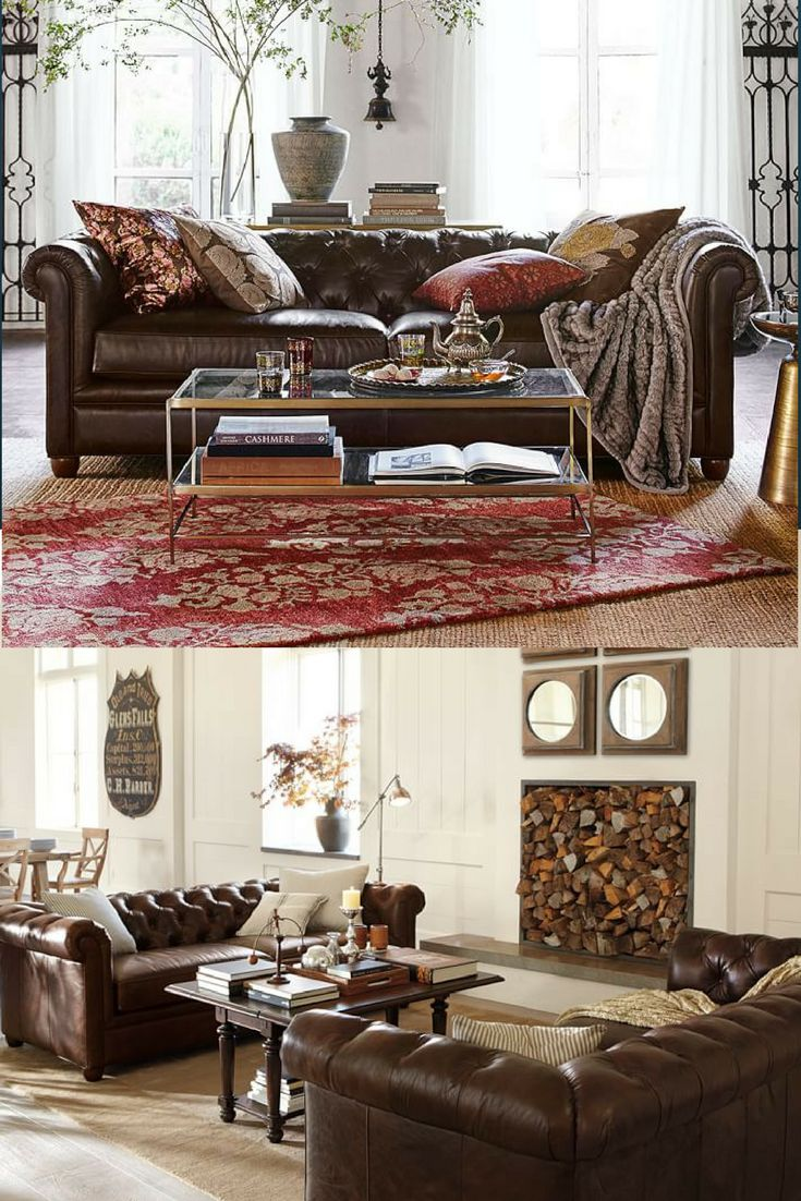 Hampton sofa white contemporary sofas by pottery barn - The 25 Best Pottery Barn Leather Sofa Ideas On Pinterest Brown Leather Sofas Brown Leather Furniture And Leather Sofas
