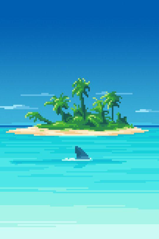 Mazeon #shark #island