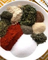 Baby Bam, an awesome spice mix