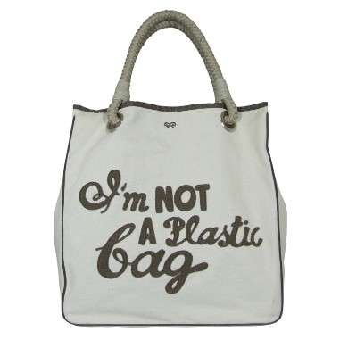 I am not a plastic bag