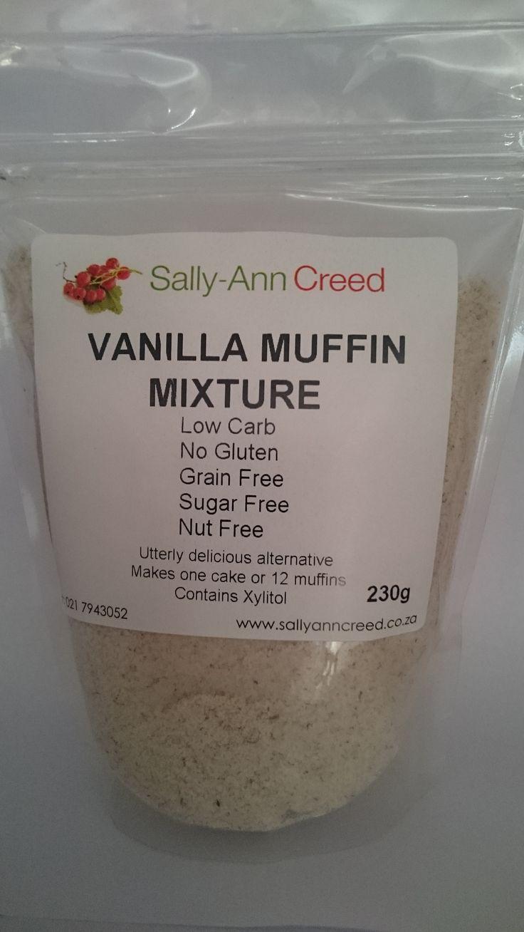 Vanilla Muffin Mixture