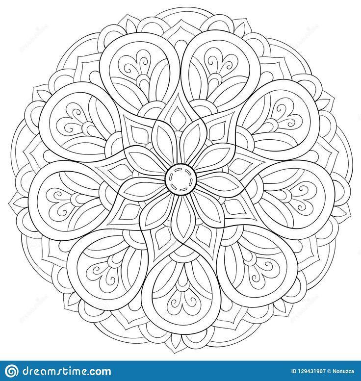 001 Colouring Mandala Zentangle Patterns Colouring Mandala Patterns Zentangle Disegno Di Mandala Disegni Geometrici Disegni Da Colorare
