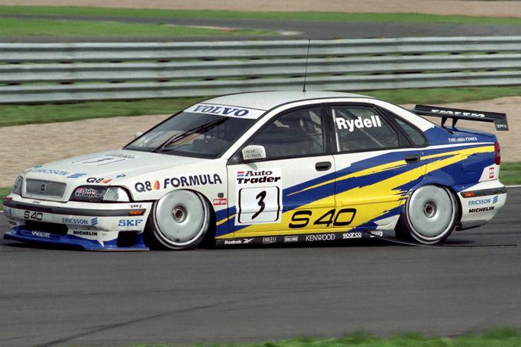 Rickard Rydell - Volvo 1997 BTCC